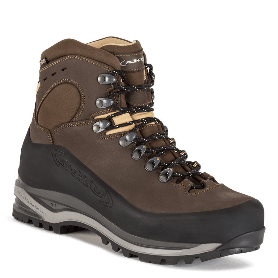 Superalp NBK GTX trekking boot designed for true backpackers.