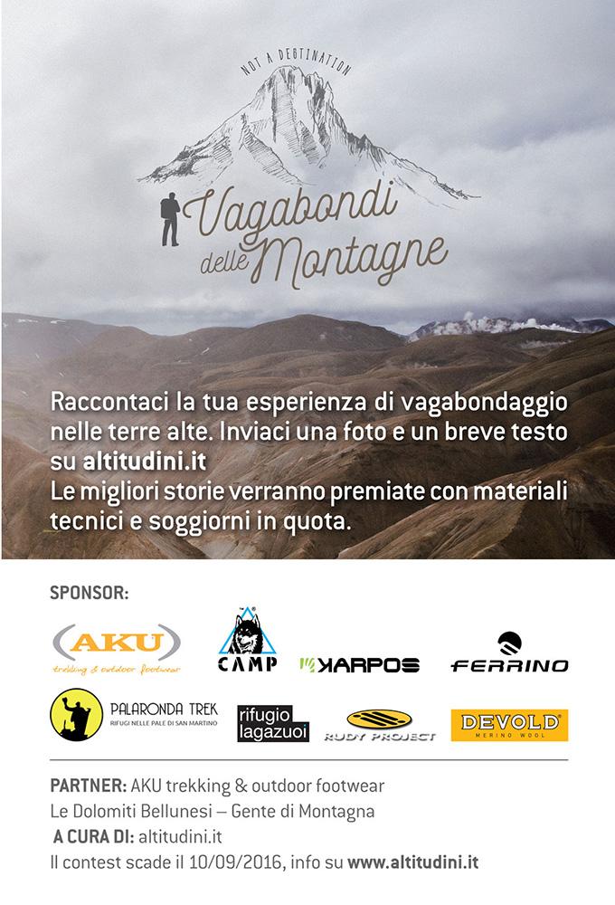 AKU sponsor della 5° edizione del Blogger Contest