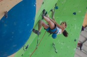 Laura Rogora nel team di atleti CAMP