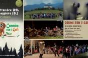 Dal 9 al 18 settembre a Cesio Maggiore, nelle Dolomiti Bellunesi, 8 giorni di escursioni e incontri, di notte e di giorno con la manifestazione Camina con i Gufi.