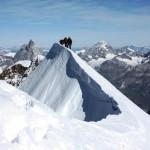 Marino Chemello, agente C.A.M.P., completa la collezione degli 82 Quattromila delle Alpi