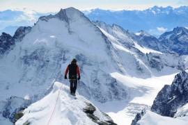 Passione pura: Marino Chemello, agente C.A.M.P., completa la collezione degli 82 Quattromila delle Alpi