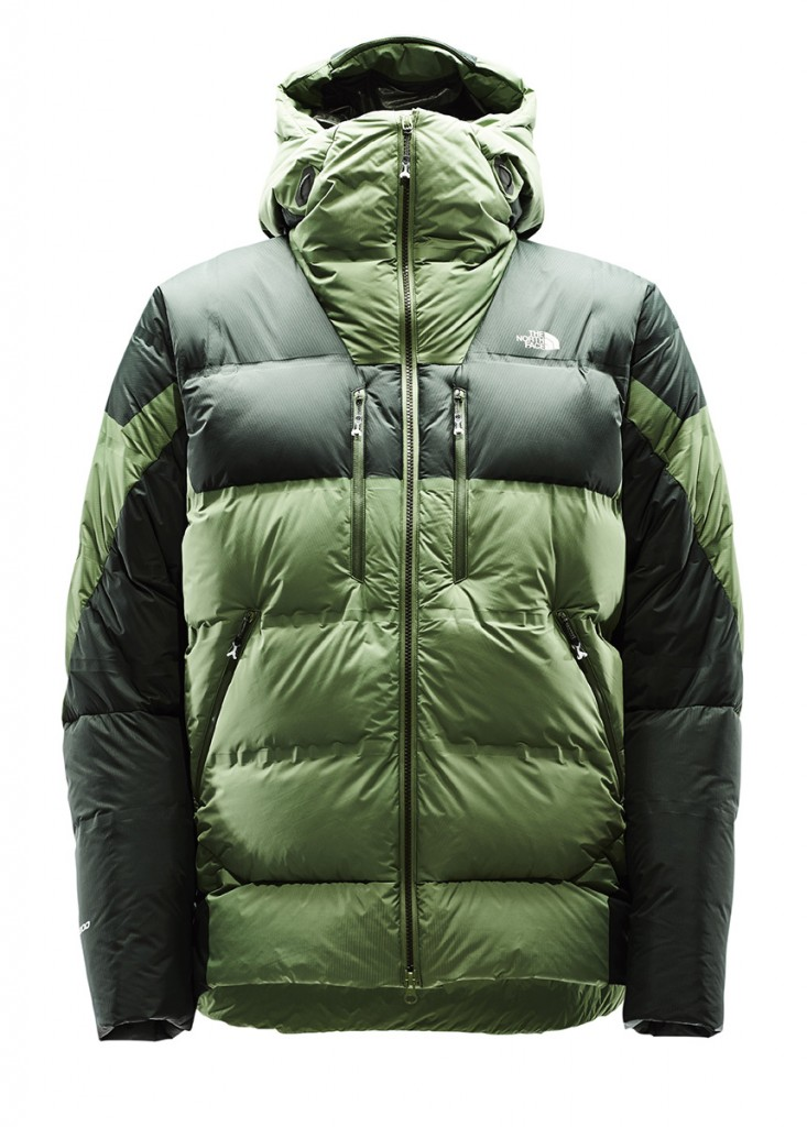 The North Face presenta la Collezione Summit Series per l'AI 2016: in foto la giacca L6 Jacket