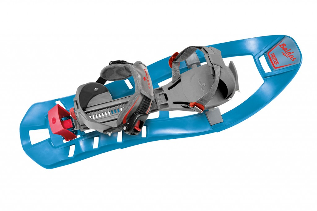 Baldass Pinter, racchetta da neve ideale per escursioni di qualsiasi livello.