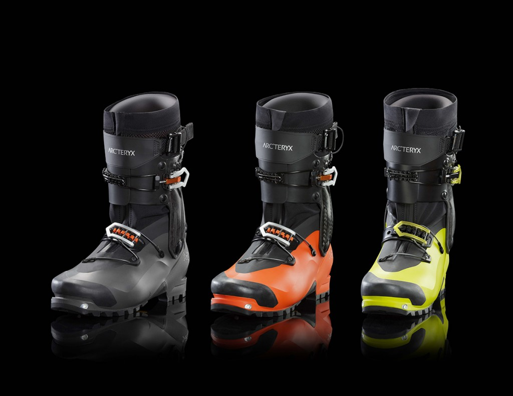 The Arcteryx Procline Boot combines all of the features of a classic alpine climbing boot with those of a lightweight ski mountaineering boot to create a new benchmark of agility and lightness for mixed ice/rock ascents with unmatched support and power for technical ski descents