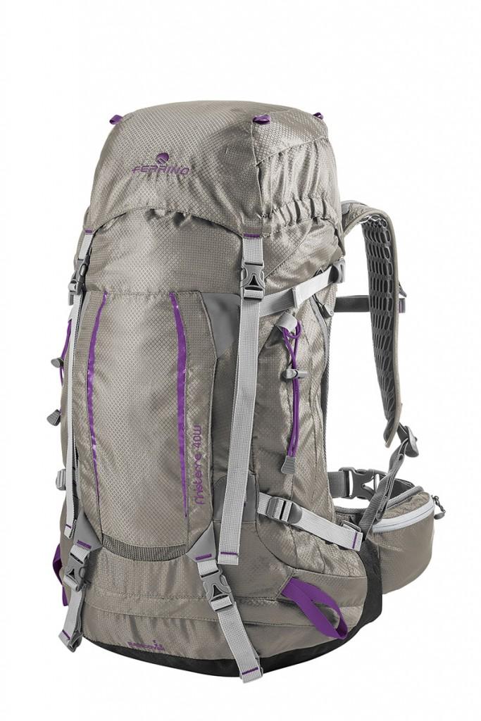 Ferrino Finisterre 40 Lady, uno zaino da escursionismo della linea Woman.