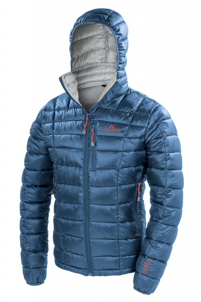 Ferrino Viedma Jacket - giacca da alpinismo  isolante con l'innovativa imbottitura PrimaLoft® Gold insulation Luxe