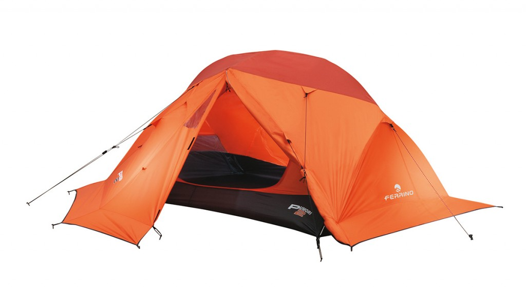 Ferrino Pumori 2: tenda a 2 posti per l'uso 4 stagioni.