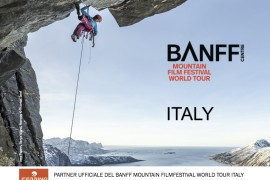 Ferrino partner ufficiale del Banff Mountain Film Festival World Tour Italy