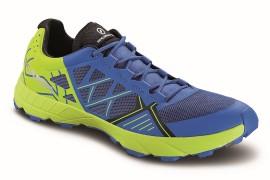 La nuova scarpa SPIN per la corsa in montagna progettata per runner esperti e veloci.