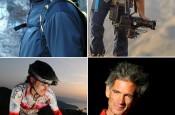 Quattro ospiti di eccezione martedì 31 gennaio a Montebelluna per 'Storie da condividere': Manolo, il fotografo Damiano Levati, l'esploratrice in bicicletta Ausilia Vistarini e lo storico Matteo Melchiorre