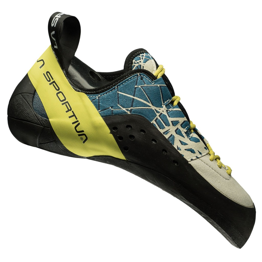 La Sportiva Kataki is a versatile, high performance climbing shoe designed for outdoor use at the crags.