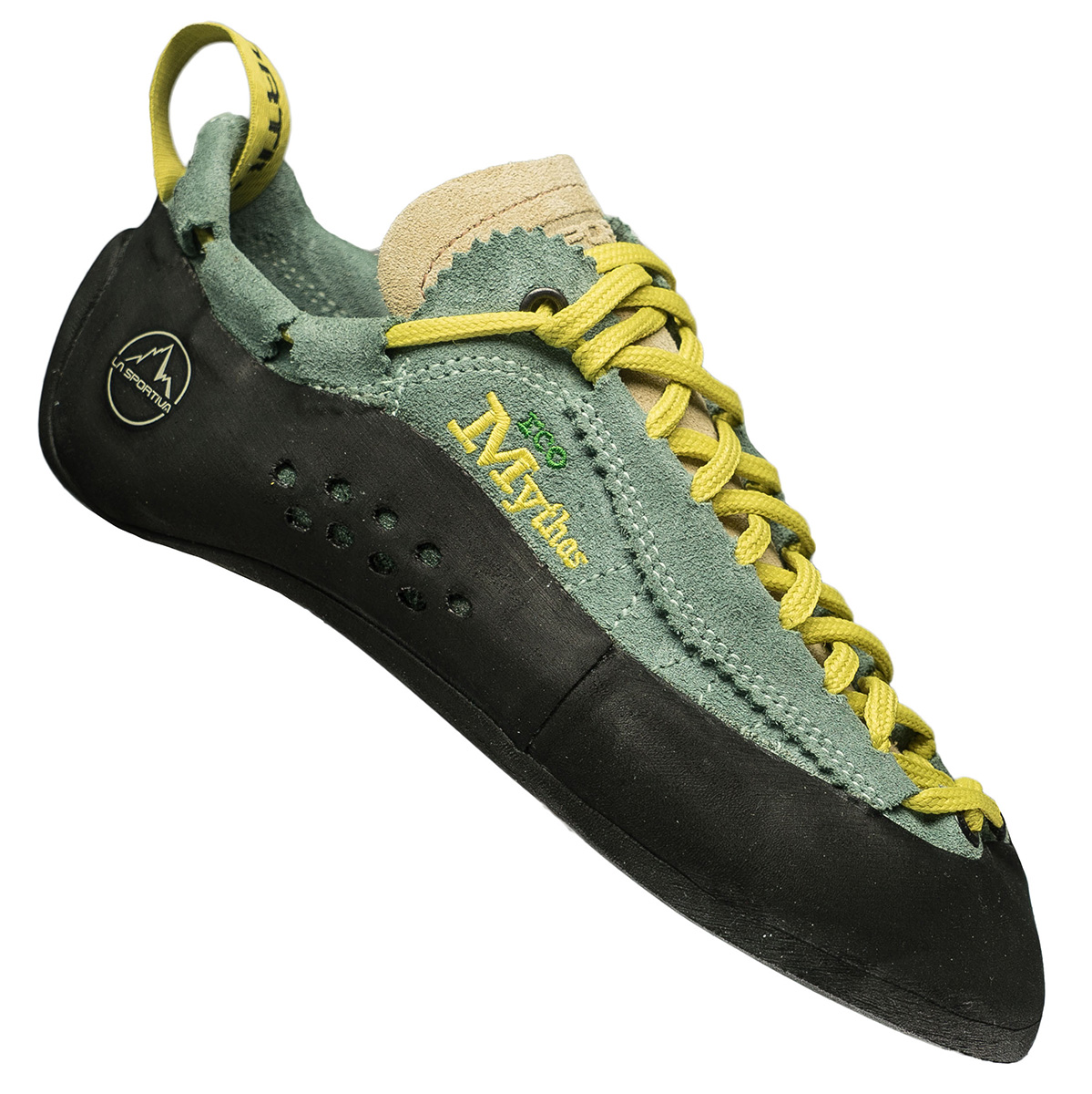 mythos eco eco friendly climbing shoe. Black Bedroom Furniture Sets. Home Design Ideas