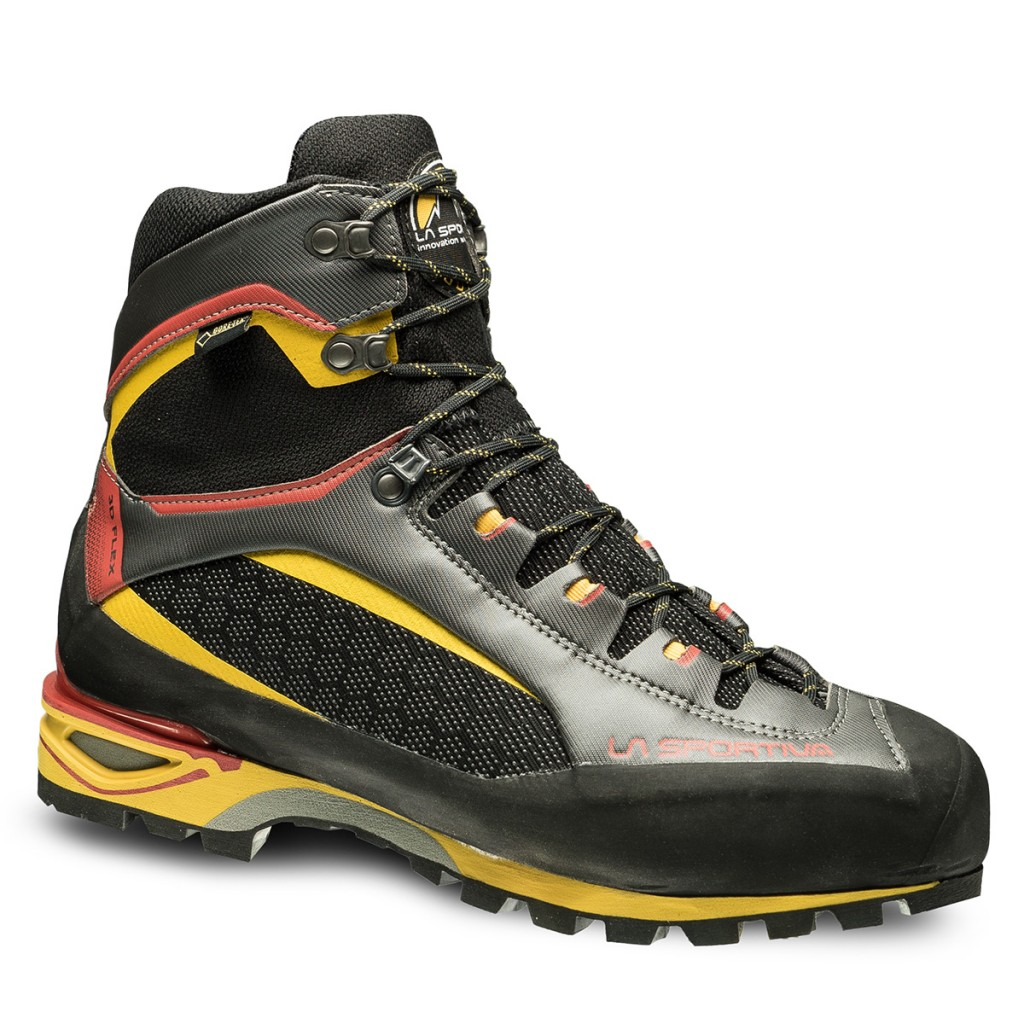 La Sportiva Trango Tower GTX - a lightweight, modern, Gore-Tex boot designed for mountain hiking, via ferrata and backpacking with heavy loads.