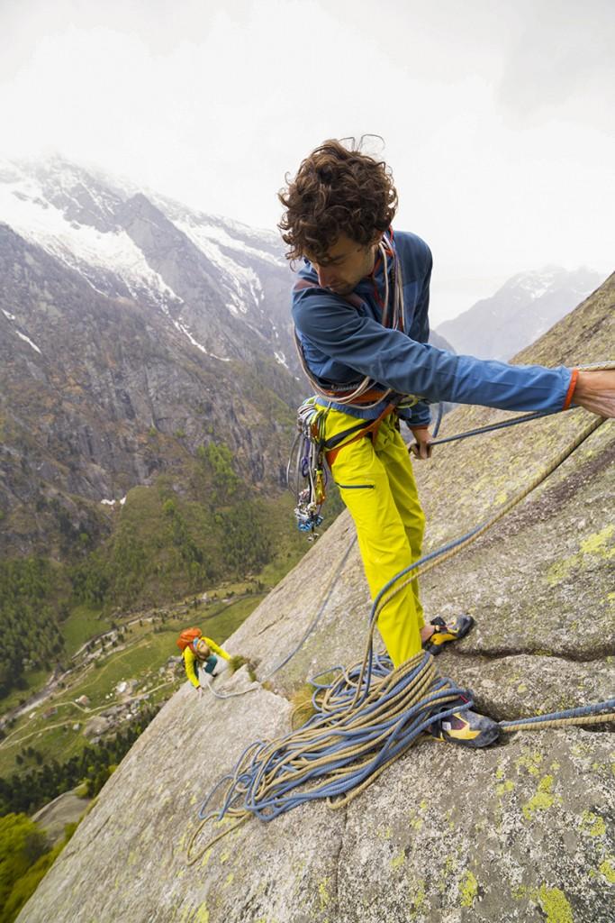 La Sportiva TX Pant M è un pantalone lungo da arrampicata.