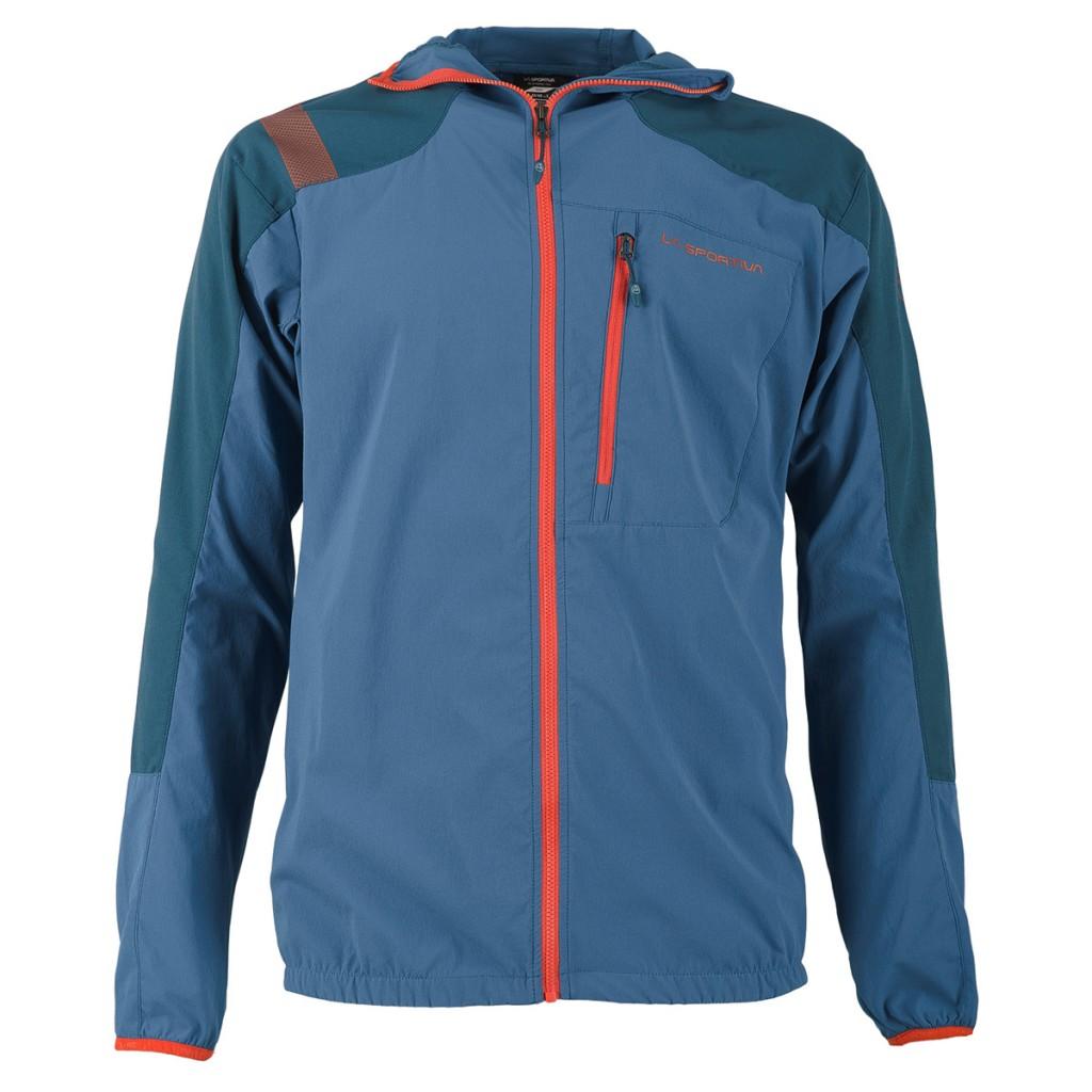 La Sportiva TX Light JKT M - giacca arrampicata tecnica pensata per climbers ed amanti della montagna