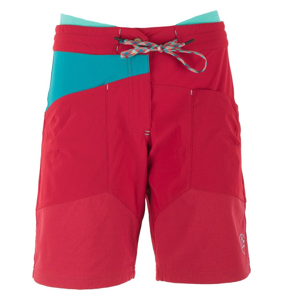 La Sportiva TX Short W è un pantaloncino da donna da arrampicata.