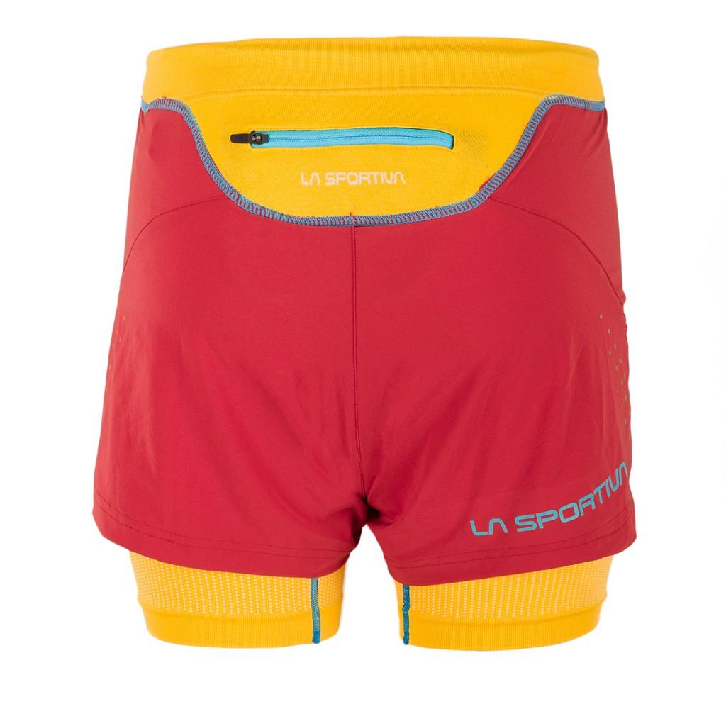 La Sportiva Vibe Short W, un pantaloncino da donna per il trail running