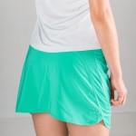 La Sportiva Comet Skirt W - gonnellina da trail running perfetta per esprimere la propria femminilità anche durante l'attività fisica.
