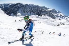 Il Team SCARPA® si presenta in forze alla grandiosa manifestazione con numerosi atleti: una storia decennale quella tra il brand e lo scialpinismo
