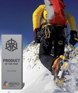 Prestigioso riconoscimento per l'impresa di Asolo a Monaco di Baviera. Nella fase di progettazione coinvolti due big dell'alpinismo: Ueli Steck e Hervé Barmasse