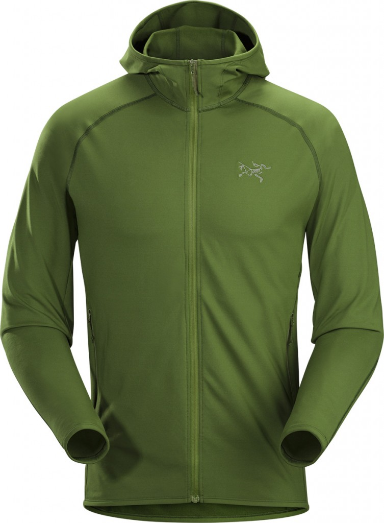 The Adahy Hoody is a comfortable, versatile Torrent stretch fleece with a full zippered hoody for hiking and trekking.