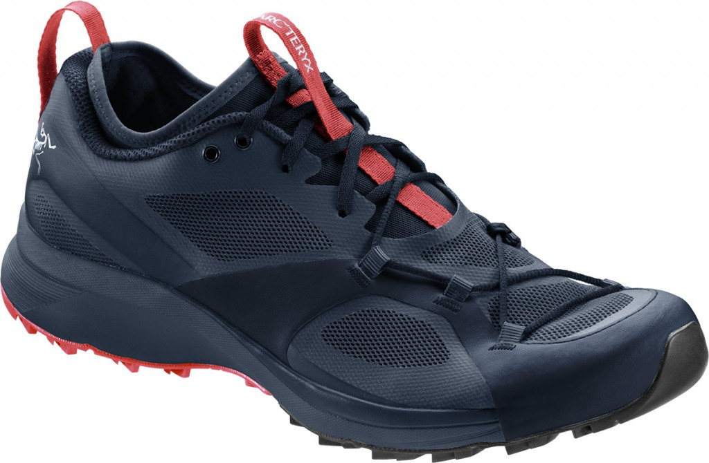 Norvan VT is a high performance trail running shoe with enhanced climbing and scrambling abilities.