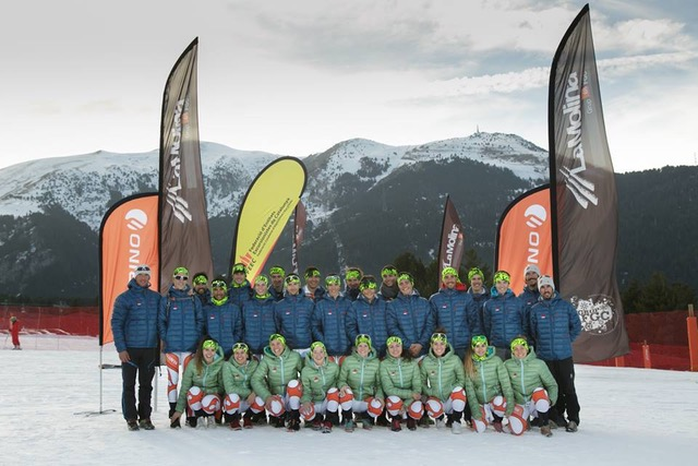 Ferrino is happy and proud to be an Official sponsor of the Selecció Catalana d'Esquí de Muntanya and CTEMC, the Catalan Team of Ski Mountaineering.