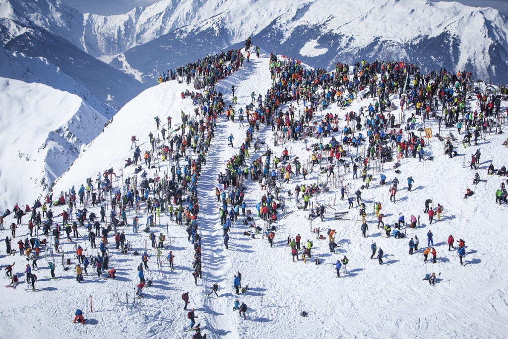 Appuntamento dall'8 all'11 marzo ad Arêches-Beaufort sulle Alpi francesi per la 32esima edizione della celebre gara internazionale di scialpinismo Pierra Menta 2017.