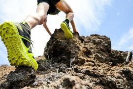 Le SCOTT Supertrac RC sono scarpe racing da montagna.