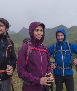 L'estate è sicuramente la stagione del trekking in montagna ma è anche stagione di gran caldo e, di conseguenza, periodo di temporali.