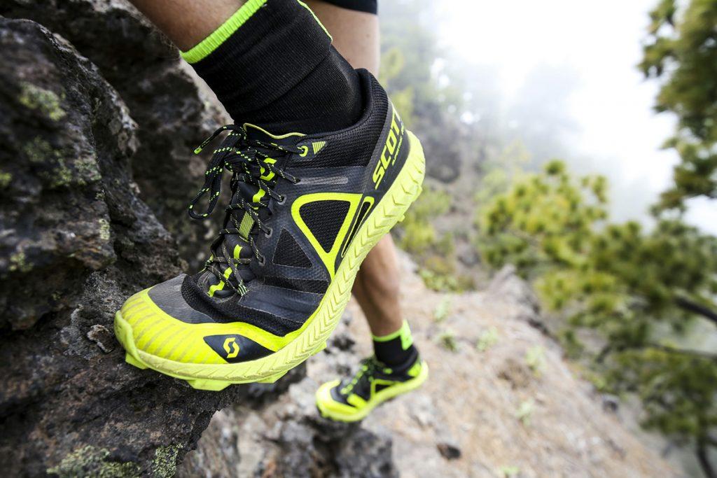 Skyrunning, Scott, corsa in montagna