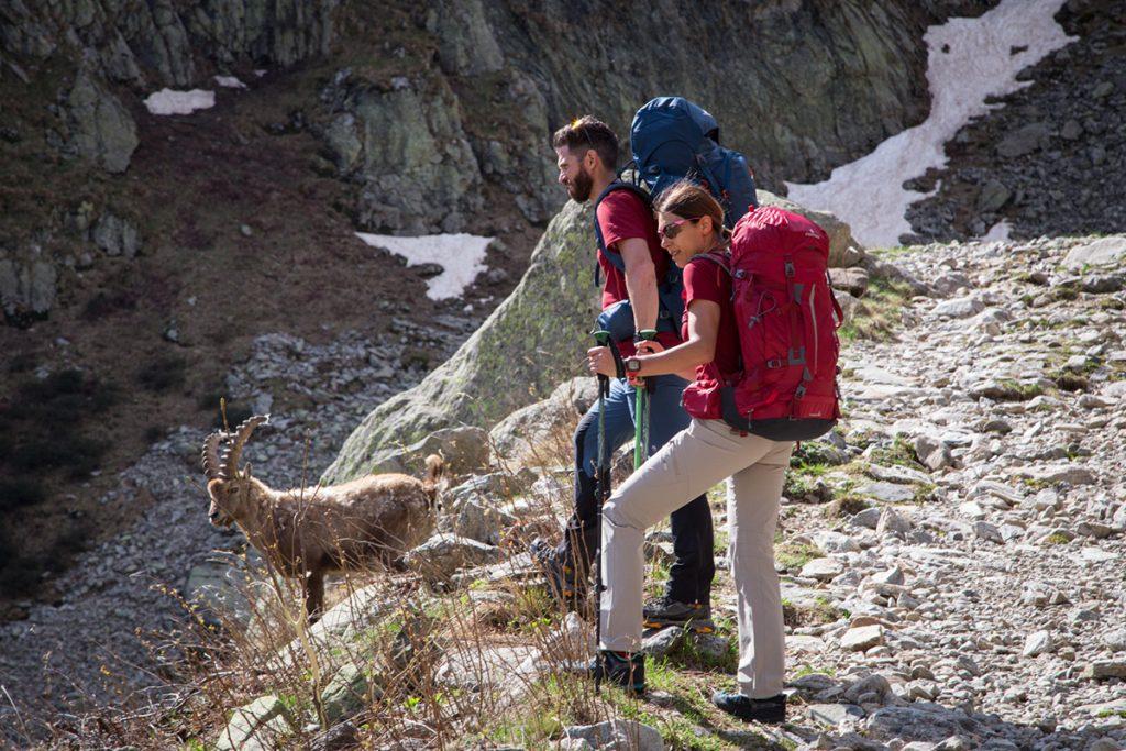 Trekking del Lupo - con Ferrino alla scoperta di ecosistemi unici, un'immersione tra bellezza paesaggistica e ambientale strettamente legata alla cultura del territorio.
