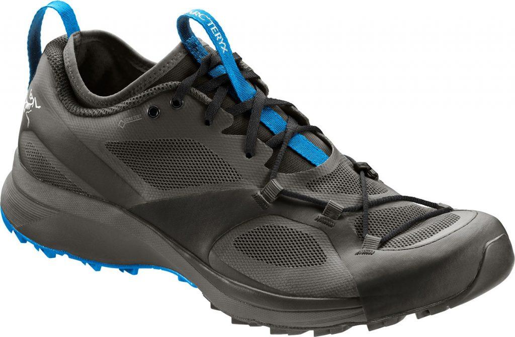 Arc'teryx fa il suo ingresso sul mercato del trail-running con una scarpa trail running che garantisce elevate performance in arrampicata unite ad una robustezza che non teme i terreni più ripidi e tecnici.