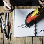 MaverInk, the customizable climbing shoe by La Sportiva.