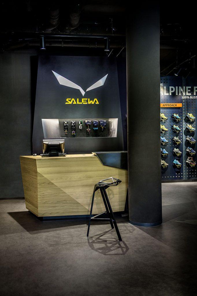 Salewa apre due nuovi store a Padova e Orio al Serio