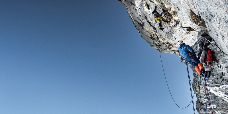 Alpine challenges: climbing a new route up the Matterhorn in Switzerland © Thomas Senf