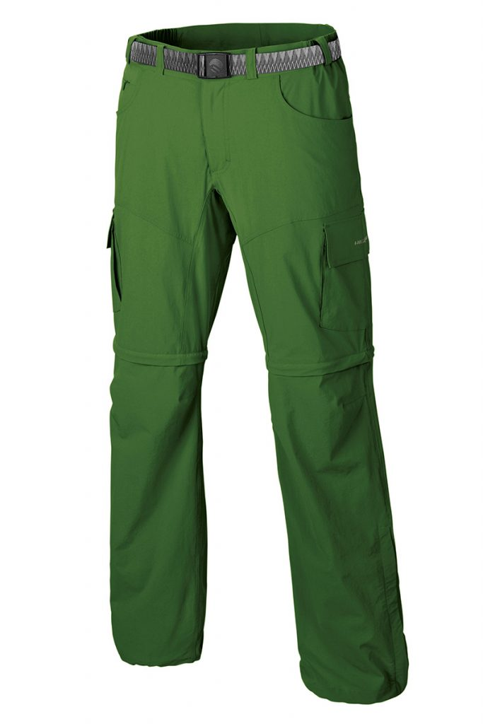 Ferrino Ushuaia Pant, hiking pants in Stretch fabric for men and women, lightweight, great for travel
