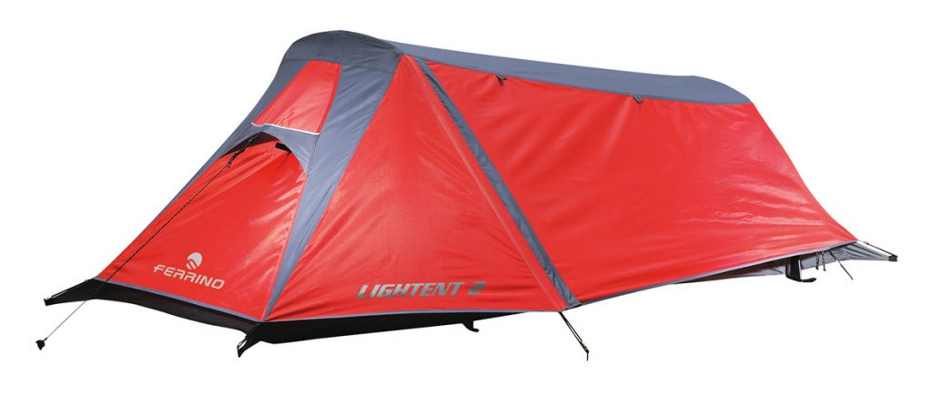 Tenda leggera Lightent, affidabile tenda per una persona