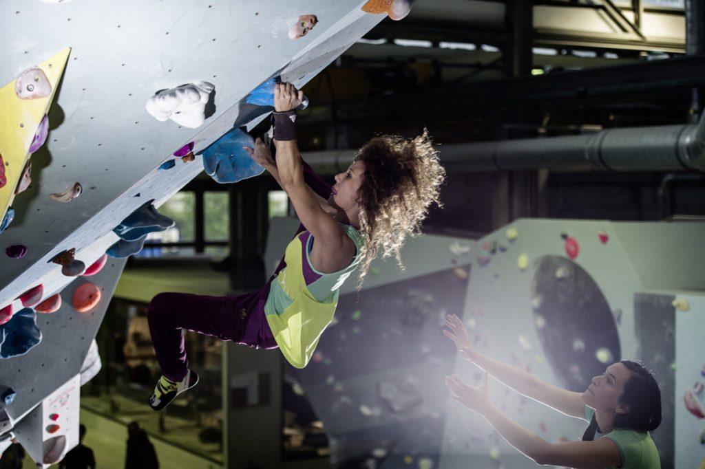 La Sportiva climbing Training Collection