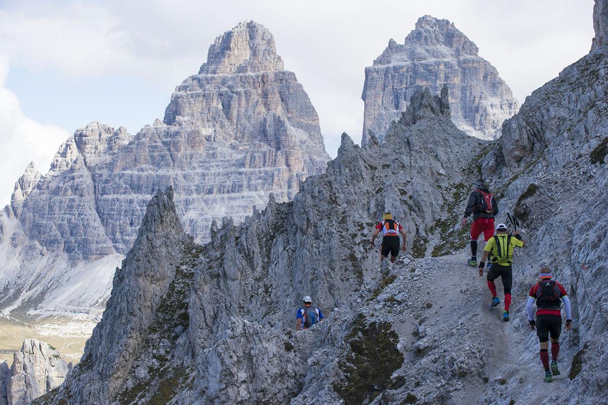 SCARPA sponsor della corsa in montagna Tre Cime Experience del 9 e 10  settembre  tre e0e3d11ca3f