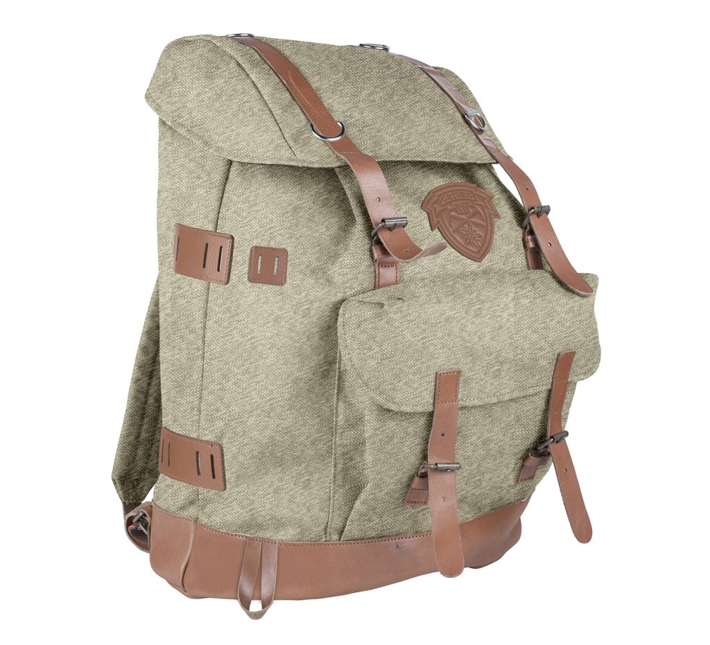 The 200 vintage mountaineering rucksack by Grivel