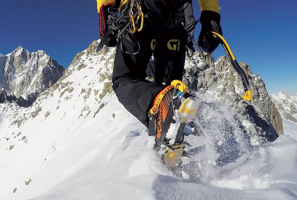 "Ribelle Tech OD represents the ""step forward"" for new mountaineering and alpinist's mentality"