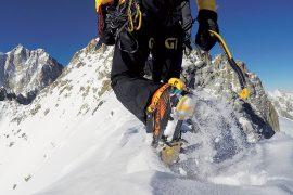 Lo scarpone ultraleggero SCARPA Ribelle Tech OD rivoluzionerà il mondo dell'alpinismo, dalla valle fino alla vetta senza mai cambiare scarpe.