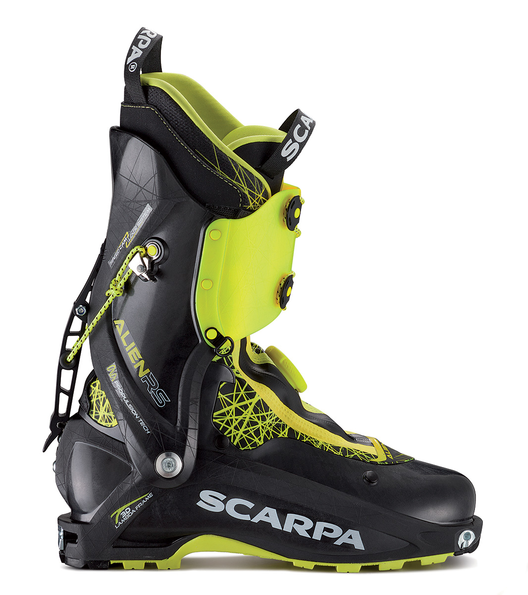 best website 044c0 e34b2 I nuovi scarponi da sci alpinismo firmati SCARPA per sciare ...