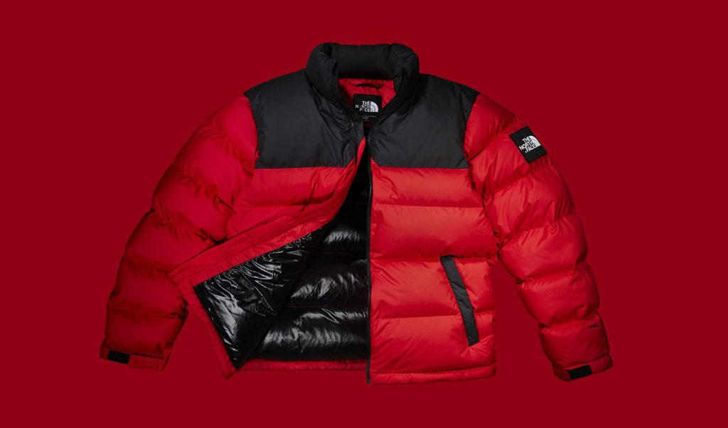 The North Face Nuptse Jacket del 1992