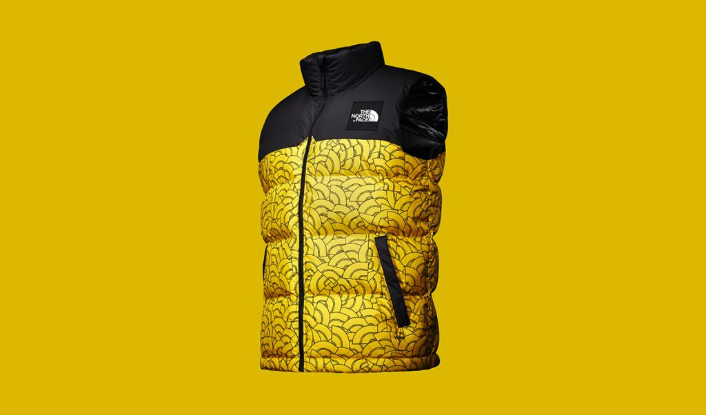 Nuptse Jacket di The North Face del 1992