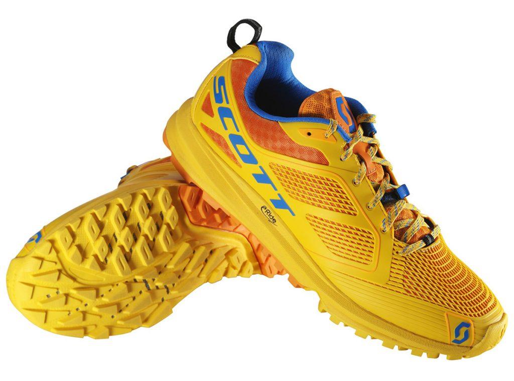 Leggere e robuste scarpe da trail running a Kinabalu Enduro di SCOTT