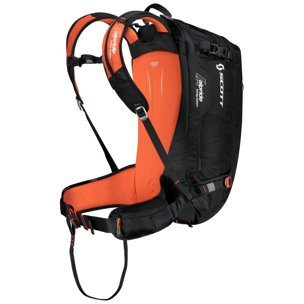 The AP 30 avalanche airbag has everything you need for a fun, safe day in the mountains.