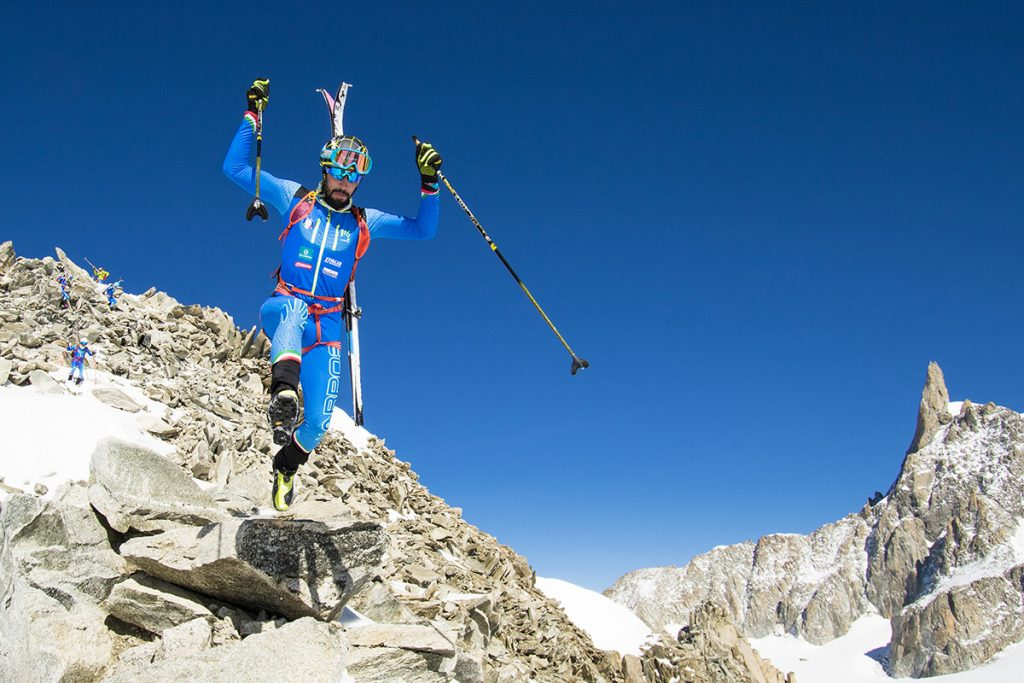 Climbing, skiing, ski mountaineering! We are Karpos © Maurizio Torri
